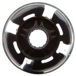 Колеса PU 80mm для пластиковых самокатов со светом 1шт, фото 1