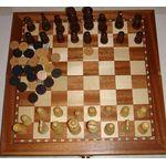 Шахматы дерево W3088-A, фото 1