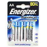 Эл/п Energizer Maximum LR06 (AA) 4*BL 96/288, фото 1