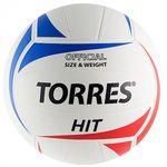 Мяч волейбольный Torres Hit, фото 1