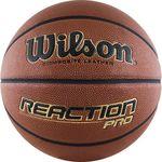 Мяч баскетбольный Wilson Reaction PRO, фото 1