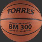 Мяч баскетбольный Torres BM300, фото 1