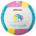 Мяч волейбольный пляжный Mikasa VMT5, фото 1