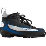 Ботинки лыжные FISCHER XC SPORT BLK BLUE NNN, фото 1