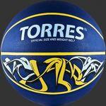 Мяч баскетбольный Torres Jam, фото 1