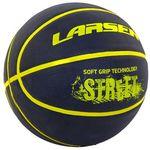 Мяч баскетбольный Larsen Street Lime, фото 1
