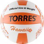 Мяч волейбольный пляжный Torres Hawaii, фото 1