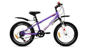 """Велосипед FORWARD UNIT 20 2.0 (2019) 20"""" 6 ск. (Пурпурный,10.5″), фото 1"""