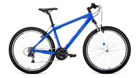 Велосипед FORWARD SPORTING 27.5 1.0 (2019) 21 ск., фото 1