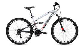 Велосипед FORWARD BENFICA 26 1.0 (2019) 18 ск., фото 1