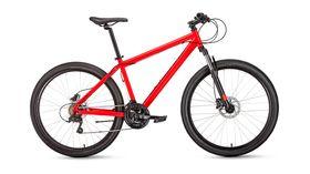 Велосипед FORWARD SPORTING 27.5 3.0 Disc (2019) 21 ск., фото 1