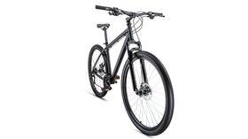 """Велосипед FORWARD SPORTING 29 2.0 Disc (2019) 21 ск. (Черный - матовый,17""""), фото 2"""