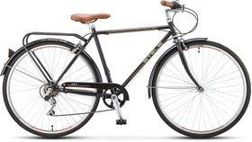 """Велосипед STELS Navigator 360 28 V010 (2018) (чёрный,20,5""""), фото 1"""
