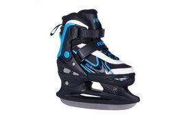 Коньки раздвижные ледовые RGX Freedom (Синий,39-42), фото 1