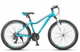 Велосипед STELS Miss 6100 V 26 V020 (2017) 21 ск., фото 1