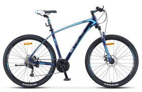 """Велосипед STELS Navigator 760 MD 27,5 V010 (2020) (Темно - синий,21""""), фото 1"""