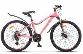 """Велосипед STELS Miss 6100 D 26 V010 (2019) (Светло - красный,15""""), фото 1"""