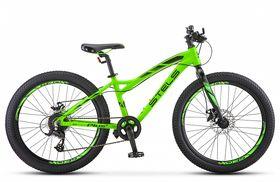 "Велосипед STELS Adrenalin MD 24 V010 (2019) (Неоновый - лайм,13.5""), фото 1"