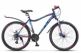 """Велосипед STELS Miss 6100 MD 26 V030 (2019) 21 ск. (Темно - синий,19""""), фото 1"""