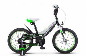 "Велосипед STELS Pilot 180 16 V010 (2020) (Зеленый,9""), фото 1"