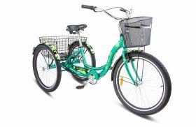 """Велосипед Stels Energy-III 26"""" V030 (2018) (Зеленый - синий,16""""), фото 1"""