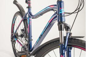"""Велосипед STELS Miss 6100 MD 26 V030 (2019) 21 ск. (Темно - синий,19""""), фото 2"""
