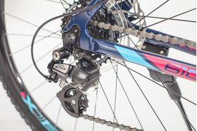 """Велосипед STELS Miss 6100 MD 26 V030 (2019) 21 ск. (Темно - синий,19""""), фото 5"""