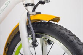 """Велосипед STELS Pilot 190 18"""" V030 (2018) (Зеленый - жёлтый - белый,9""""), фото 6"""