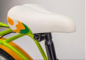 """Велосипед STELS Pilot 190 18"""" V030 (2018) (Зеленый - жёлтый - белый,9""""), фото 5"""