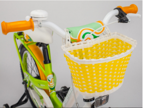 """Велосипед STELS Pilot 190 18"""" V030 (2018) (Зеленый - жёлтый - белый,9""""), фото 2"""
