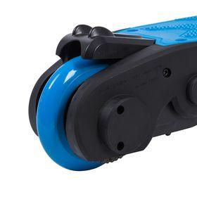 Электросамокат Novatrack (ESCOO.BL8) голубой, фото 6