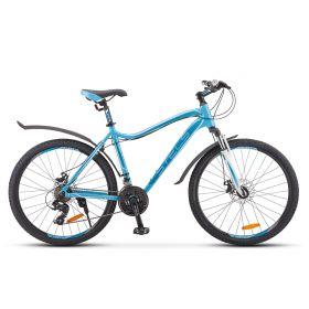 """Велосипед STELS Miss 6000 MD 26 V010 (2020) (Светло - бирюзовый,17""""), фото 1"""