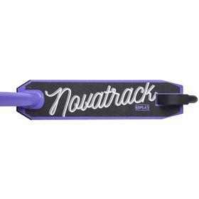 Самокат трюковый NOVATRACK REPLAY PL (110A.REPLAY.VT9) фиолетовый, фото 5