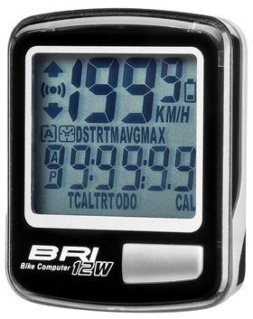 Велоспидометр BRI-12W, фото 1