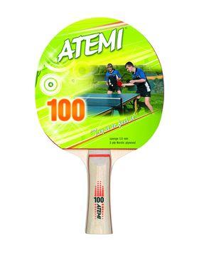 Ракетка для настольного тенниса ATEMI 100 AN, фото 1